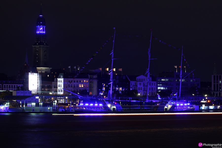 Hamburg Blue Port 2015