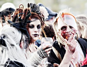 ZombieWalk in Flensburg